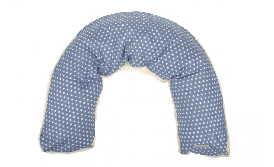 Stillkissen Sternen Serie Stars jeans