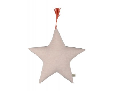 STERN KISSEN SPICA - LIGHT CORAL