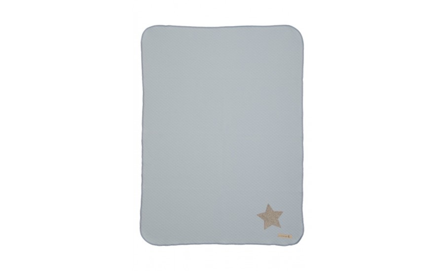 JERSEYDECKE JERRY - PASTELL BLUE