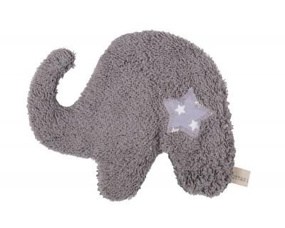 Wärmekissen Zootiere Elefant grau