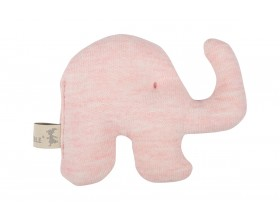 Minirassel Elefant - Elfi coral light