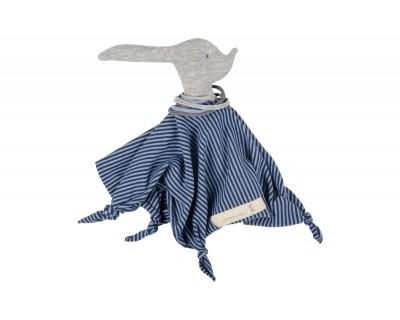 Schmusetücher Tiermotive Taru Hase blau