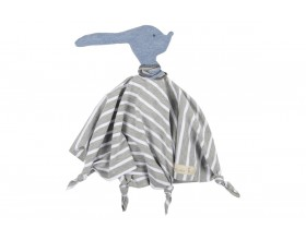 Schmusetücher Tiermotive Big Taru Hase  grau