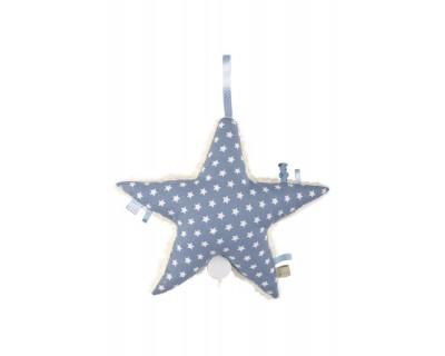 Spieluhr Stern Form Stern Aris Stars jeans