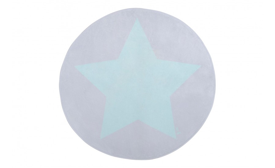 TEPPICHMATTE SOFTIE  ONE STAR - MINT