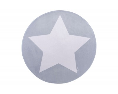TEPPICHMATTE SOFTIE ONE STAR - GREY z.Z. leider Ausverkauft !!! Vorbestellung möglich !!!