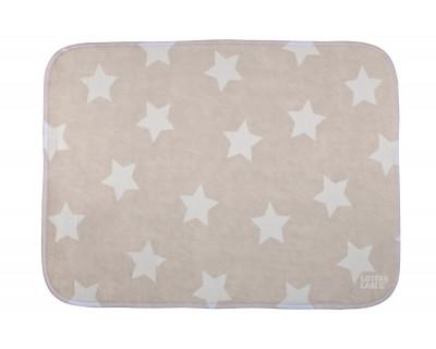 TEPPICHMATTE SOFTIE STAR - BEIGE - zur Zeit leider Ausverkauft - Vorbestellung möglich !!