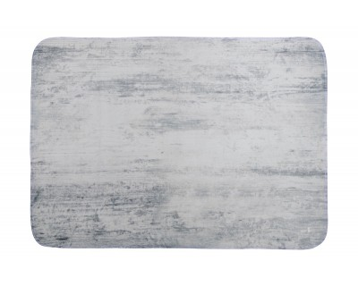 TEPPICHMATTE SOFTIE WOOD - LIGHT GREY