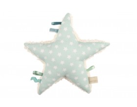 BAUMWOLLTEDDY RASSEL ANTARIS STAR - MINT