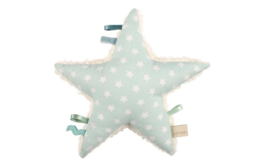 BAUMWOLLTEDDY RASSEL ANTARIS STAR - MINT