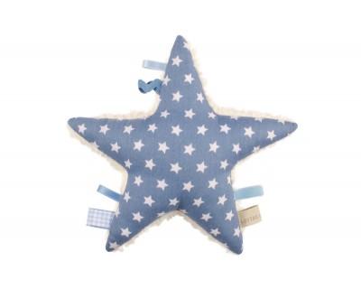 BAUMWOLLTEDDY RASSEL ANTARIS STAR - JEANS