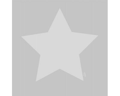 Softie Stern grau - Limited Edition - nur bis zum 31.12.2017